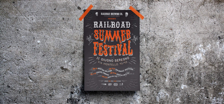 Railroad - Blossom