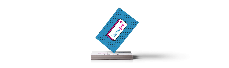 Lavoro Più Business Card - Blossom