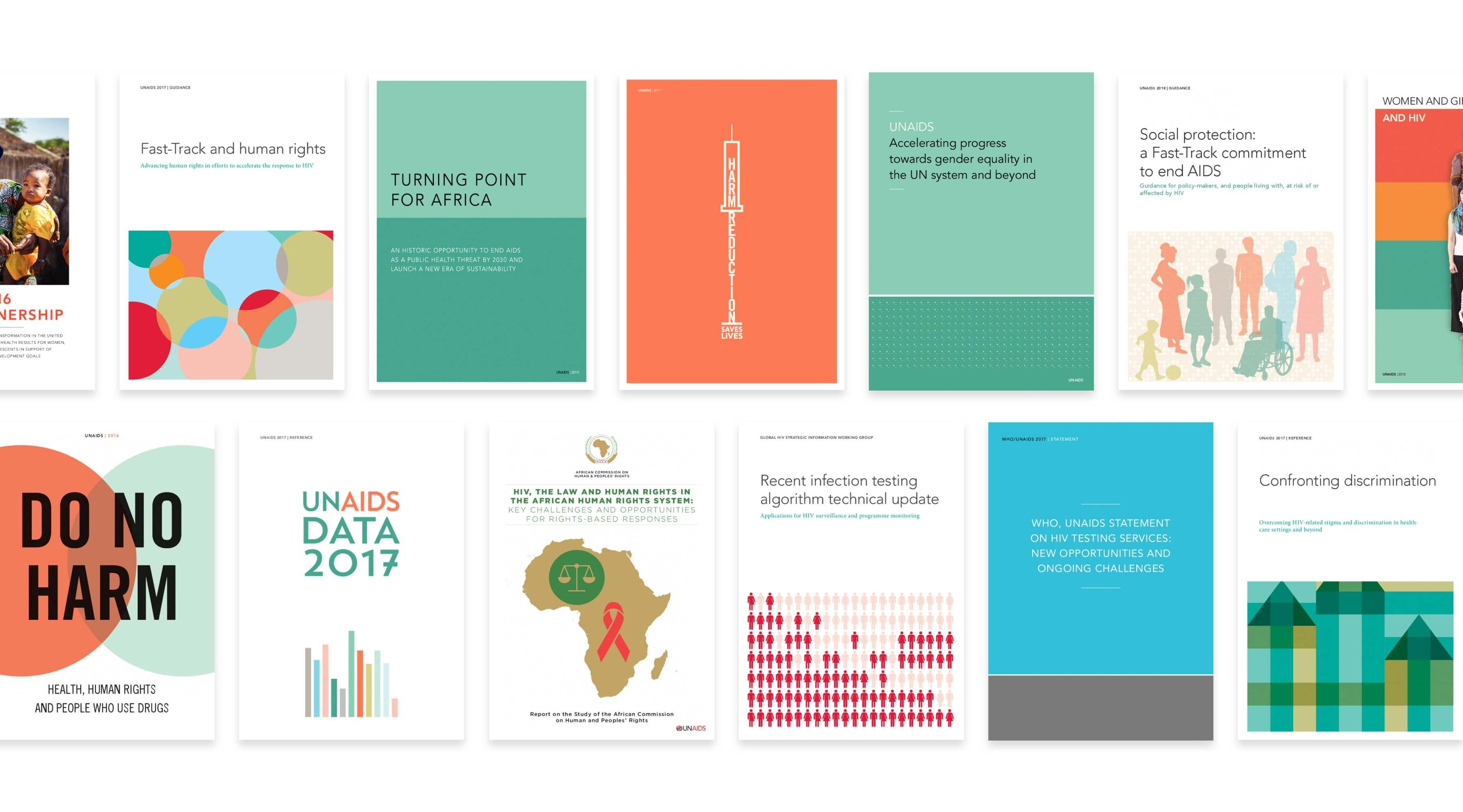 UNAIDS report - Blossom