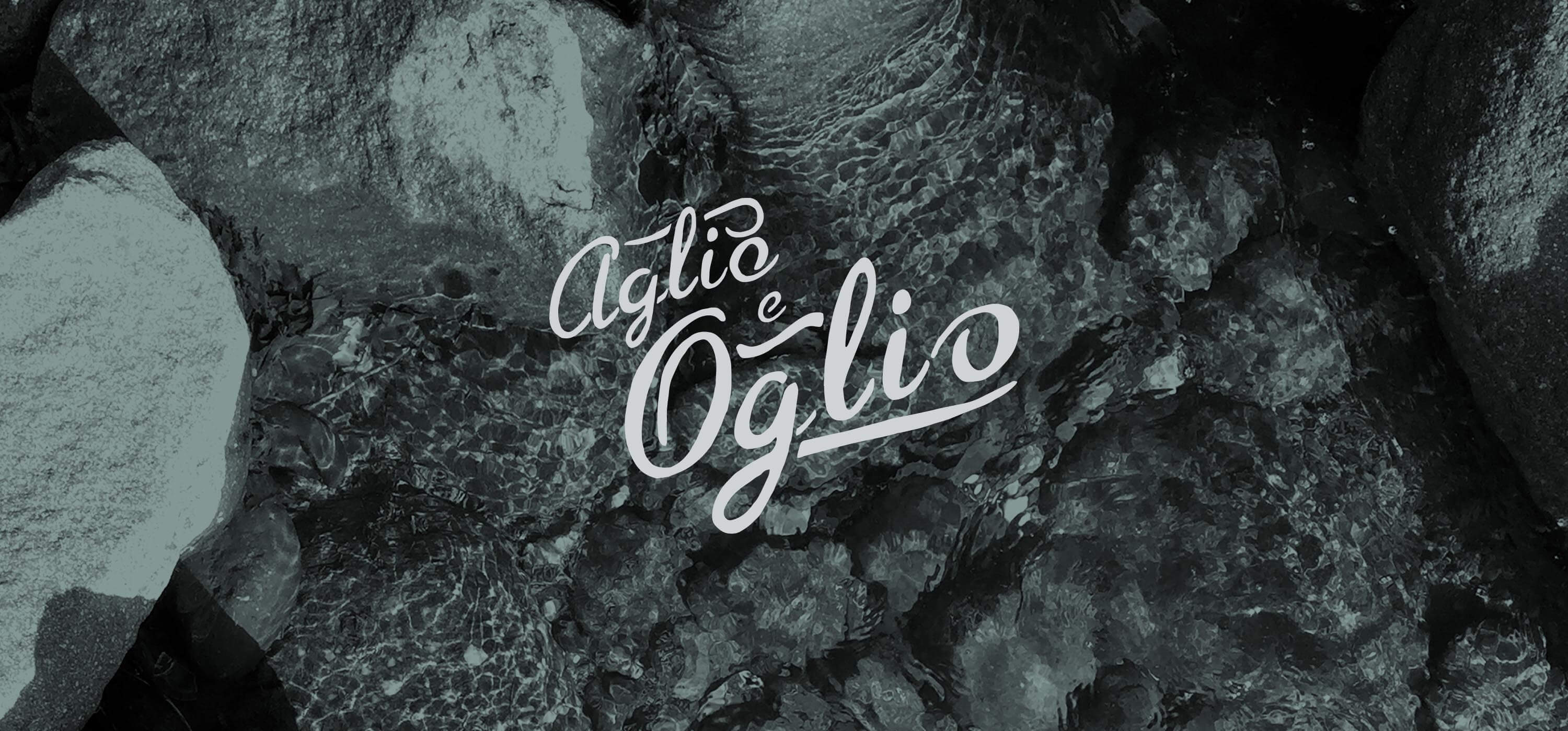 A new identity, a great restaurant Aglio e Oglio