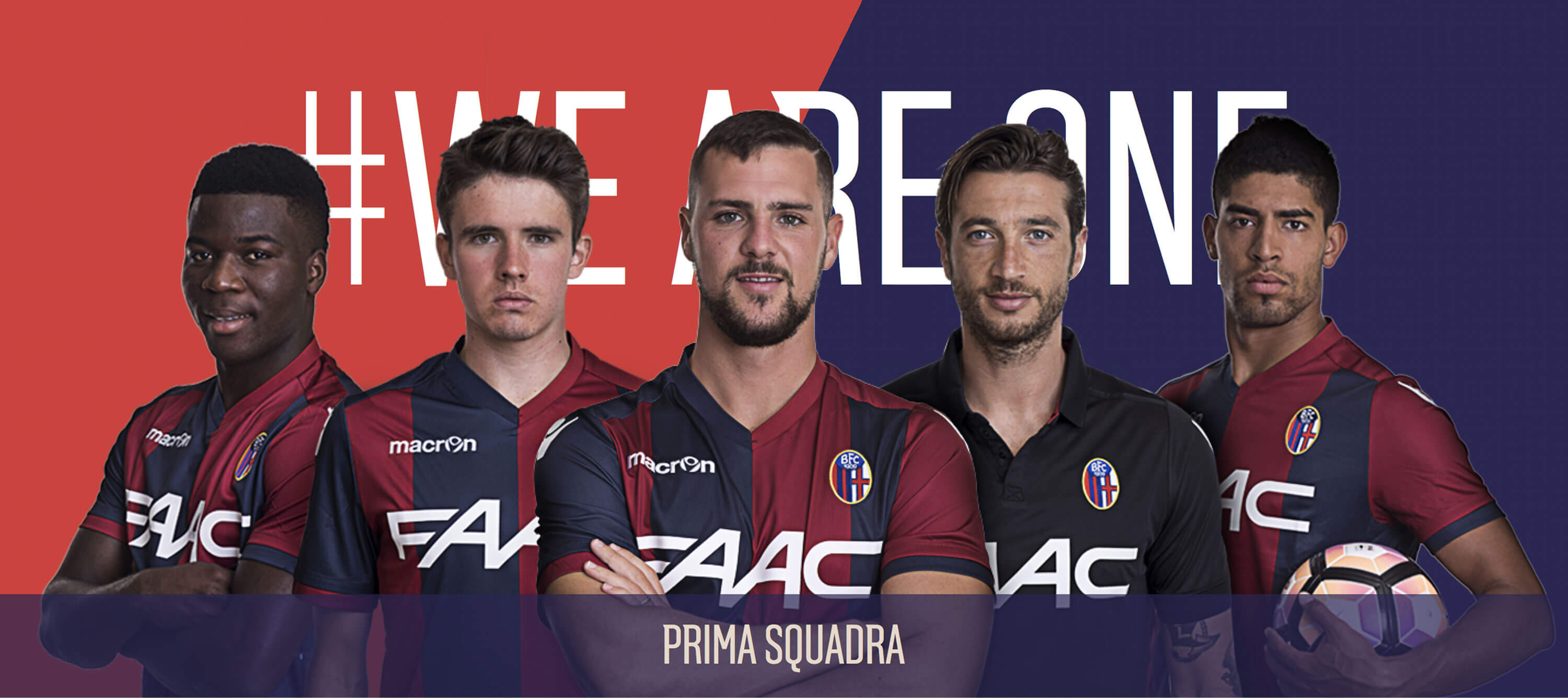 We are one - Bologna F.C. 1909