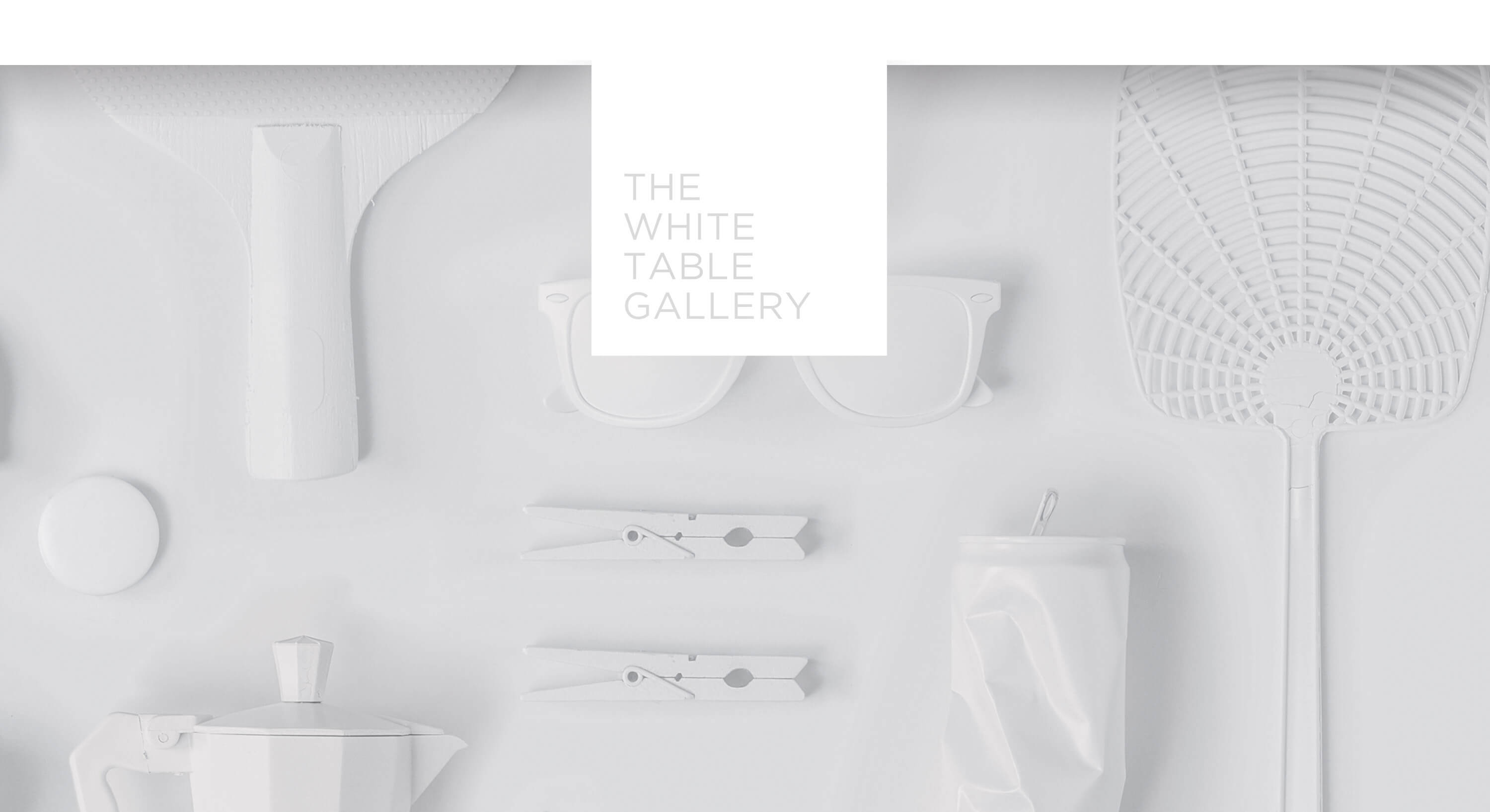 UNAIDS white table gallery - Blossom