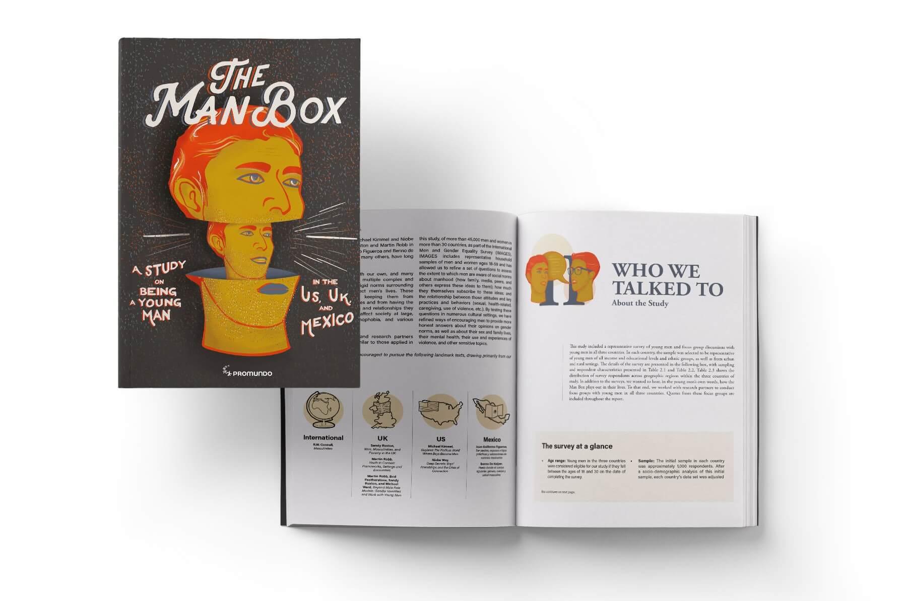 The Man Box Promundo - Blossom