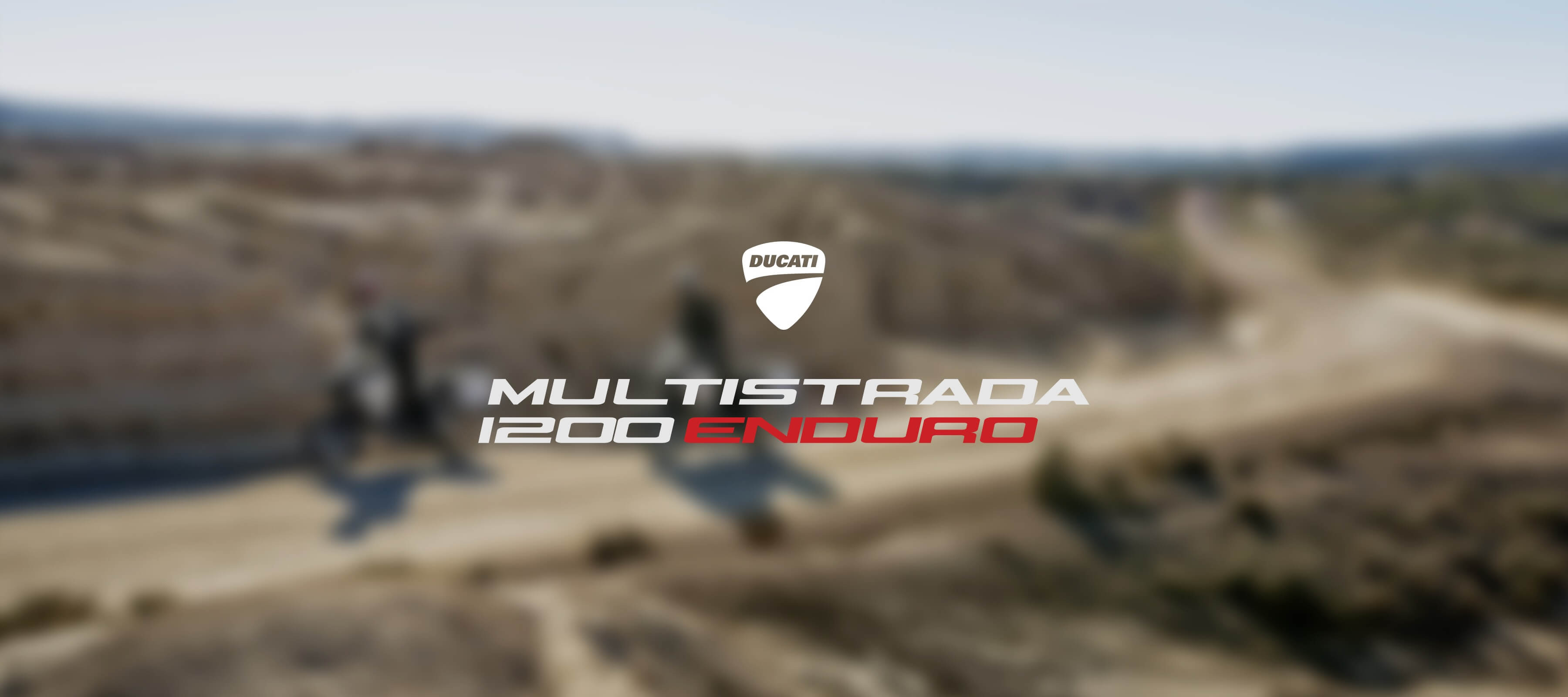 Ducati Multistrada 1200 Enduro - Blossom