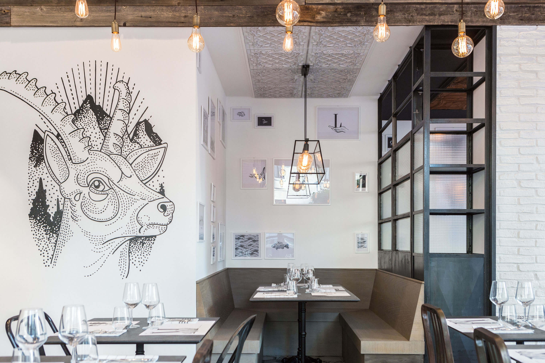 Stelvio Milano Interior design - Blossom