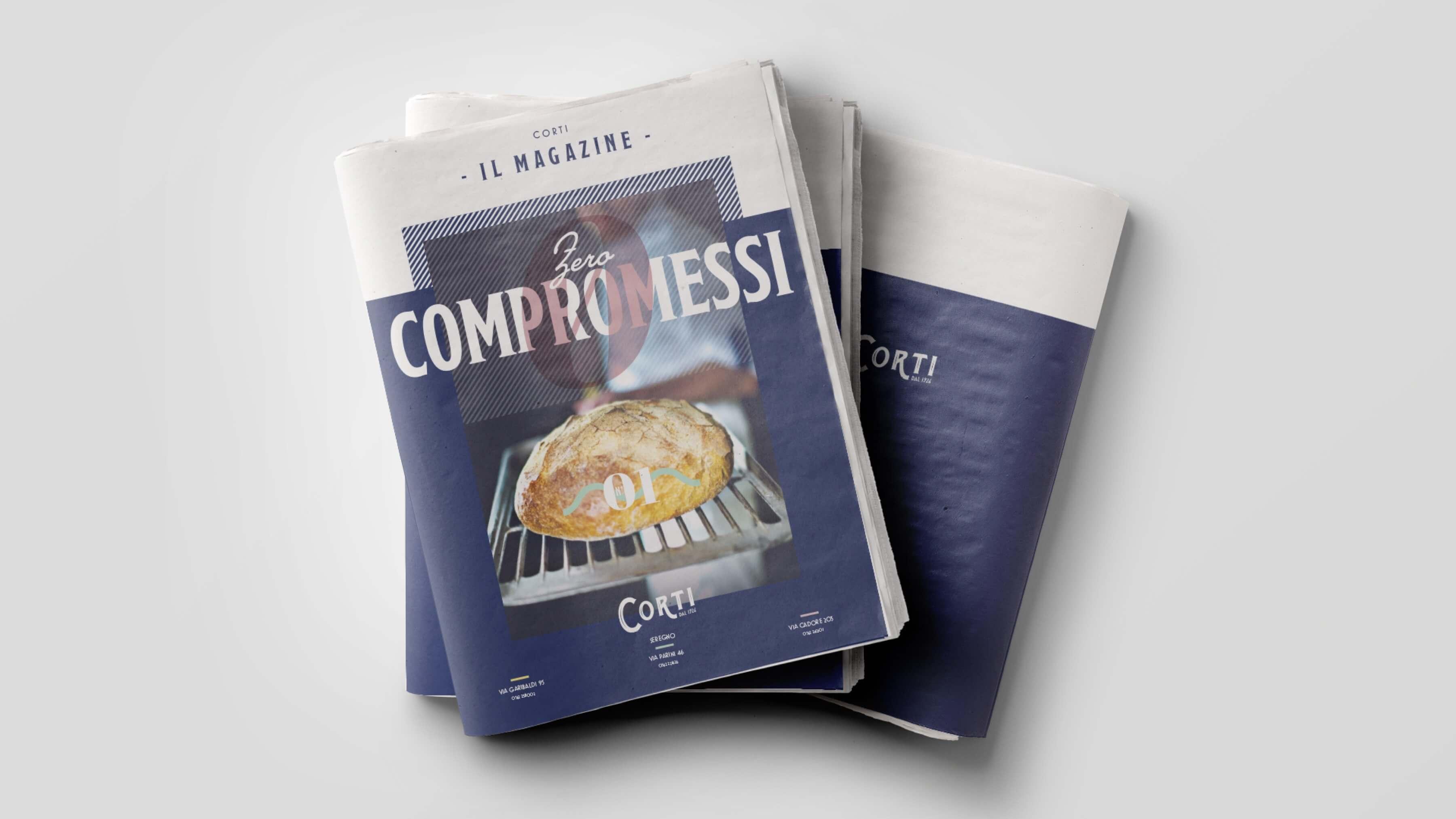 Corti Brand Magazine - Blossom
