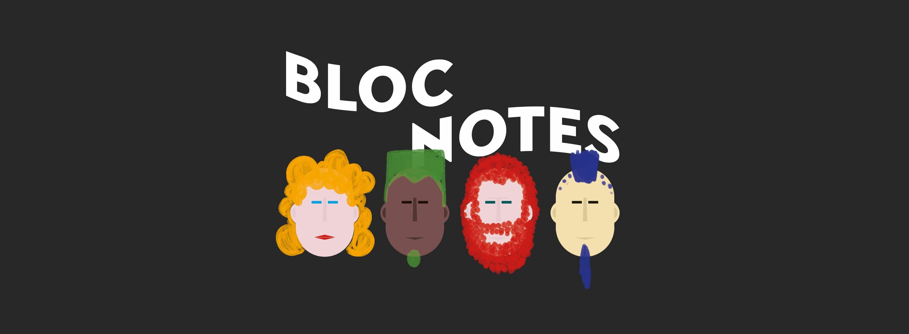 Free Alphabeth Bloc Notes - Blossom