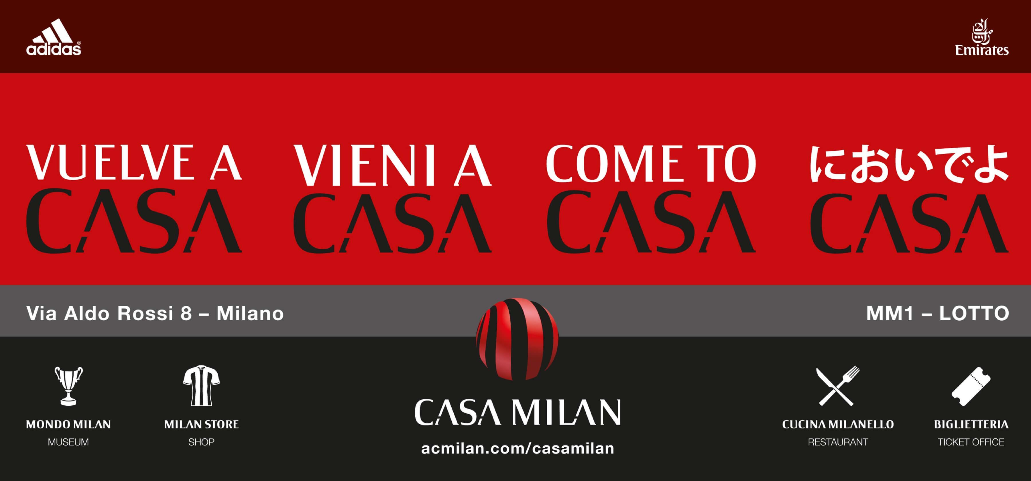 Casa Milan - Blossom
