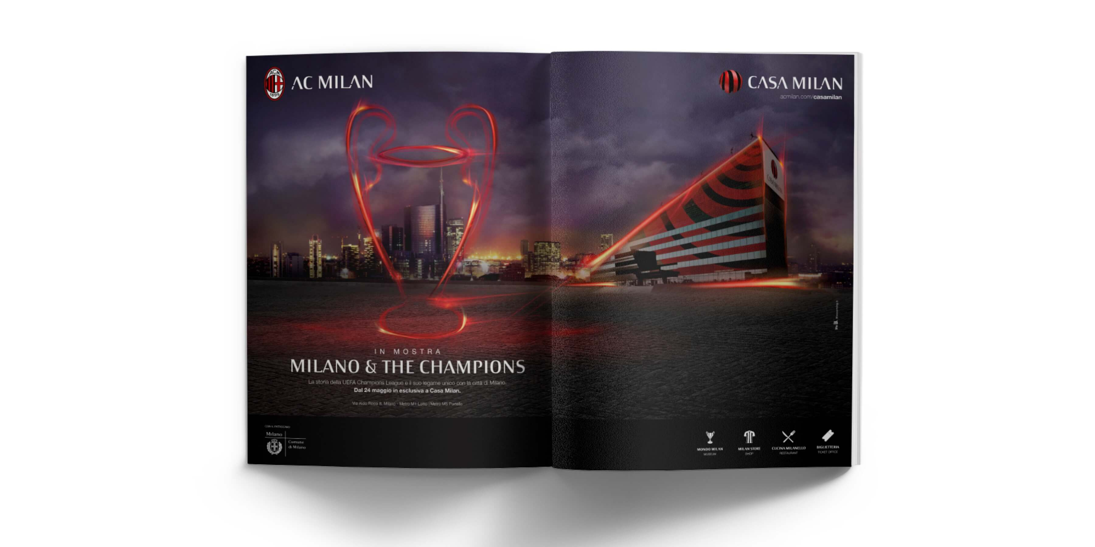 Milano & the Champions - Blossom