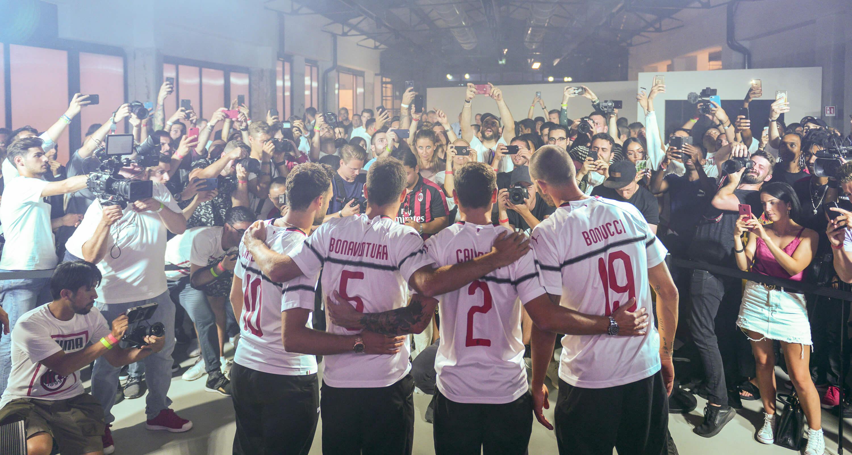 Evento Puma Milan - Blossom